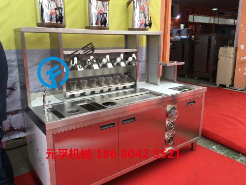 无锡江阴餐饮店/奶茶店设备水吧台操作台