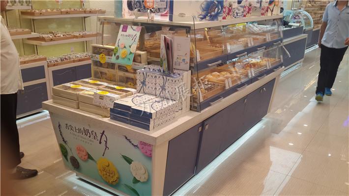 云南蛋糕店中岛柜|名声好的四川中岛柜厂家