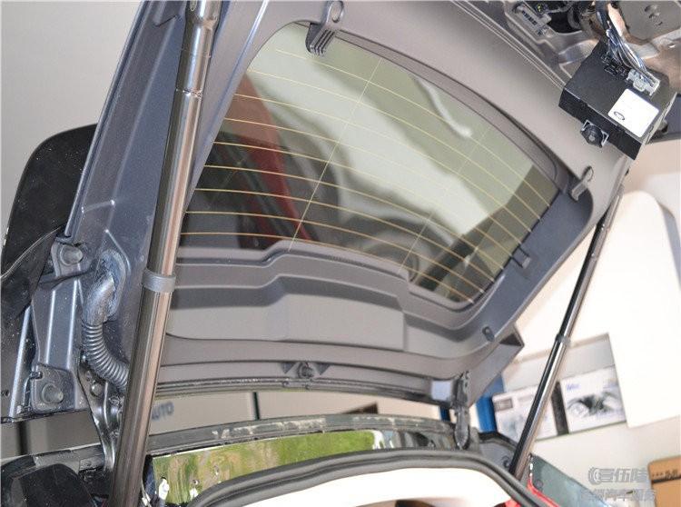 安装电动后备箱专业改装路虎极光电尾门 汽车改装 电动尾门