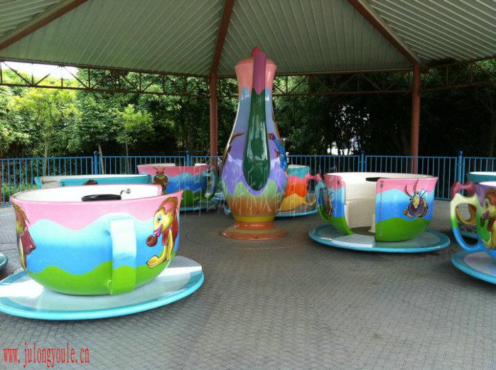咖啡杯游乐场设备儿童公园游乐设施