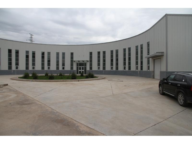 钢结构专业厂家——宁夏高层钢结构_甘肃大地轻钢建筑