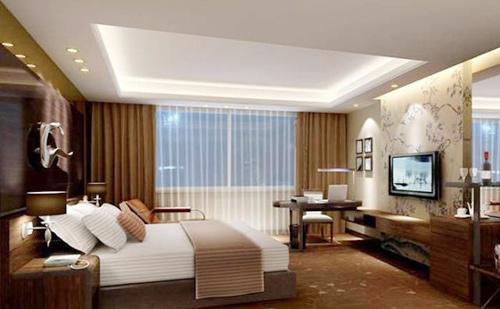 万州酒店客房装修设计,万州特色酒店装潢
