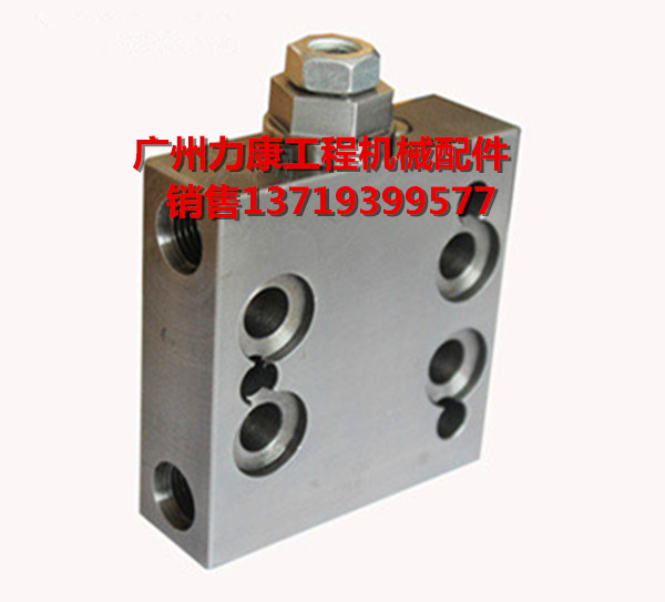 小松pc200-6/pc60-7液压泵自减压阀片图片