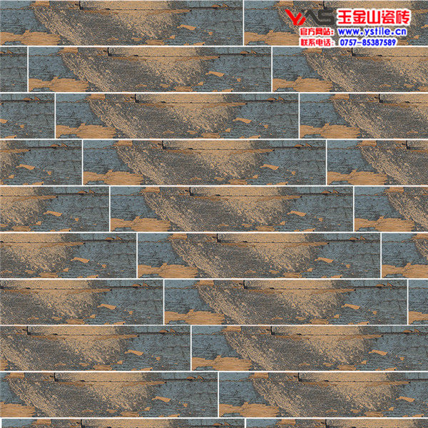 贵州木纹砖厂家|拼花木纹地板砖|玉金山喷