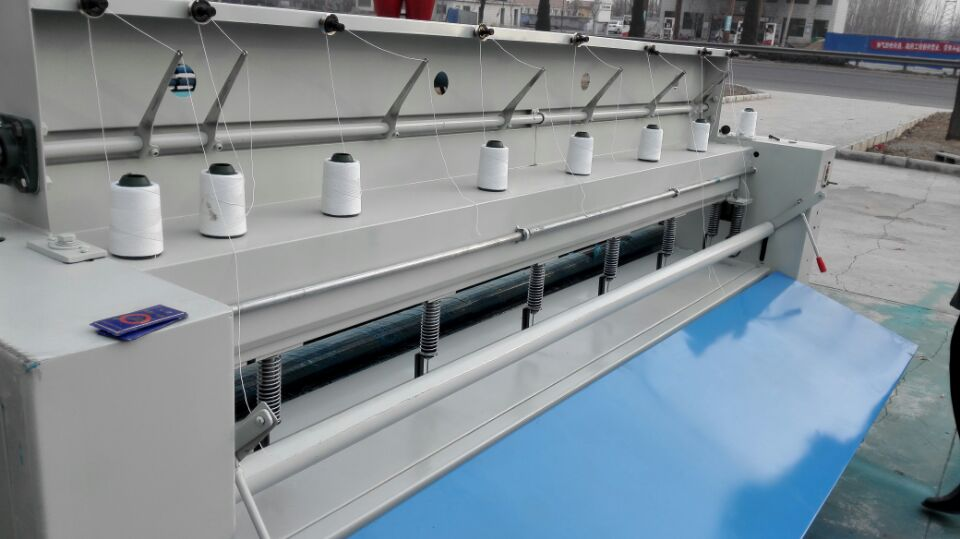 绗缝速度快引被机 省时省工绗缝机引被机售后有梭直线机新款绗被机