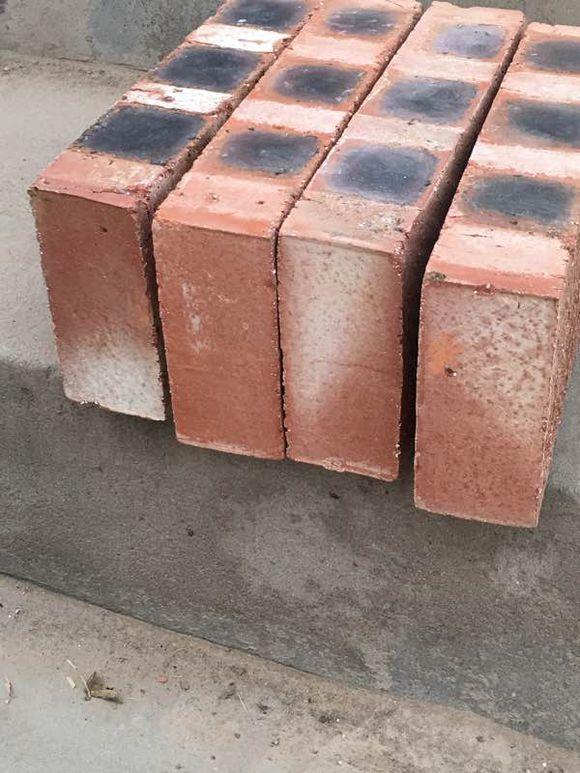 泰安市宁阳县普通土建红砖砖小结建筑用砖_家具设计年中黏土图片