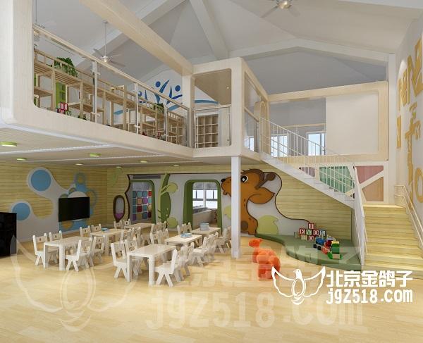 幼儿园装修设计,幼儿园寝室设计要点