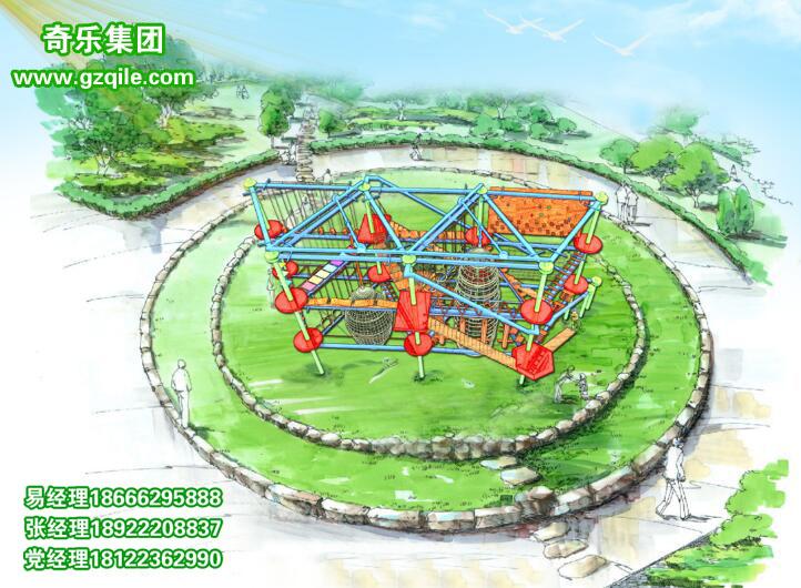 随州水晶塔加盟_广州奇乐游乐设备有限公司