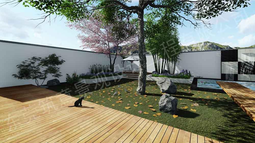 别墅私家花园设计,阳台花园设计,屋顶花园设计,企业,工厂,公司,酒店图片
