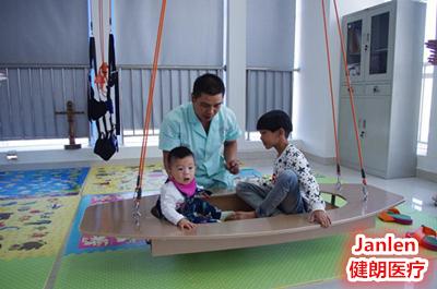 儿童悬吊训练系统小儿脑瘫康复治疗