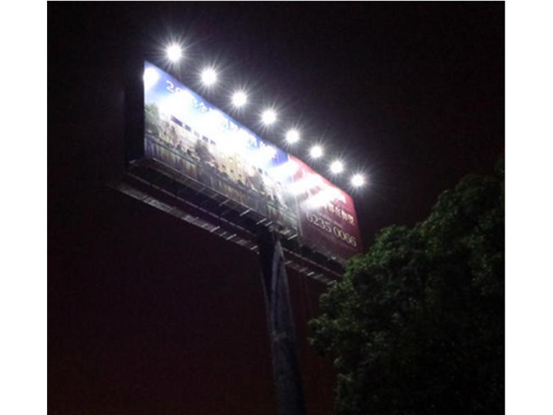 户外广告灯|优质太阳能广告牌led灯供应