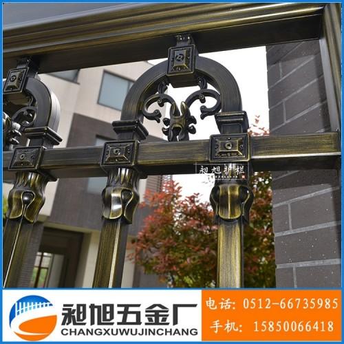 铝合金铝艺别墅门豪华高端铸铝别墅栏