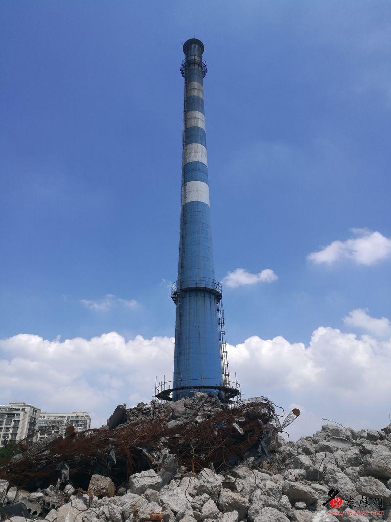 临汾市电厂脱硫塔改造拆除切割拆除烟囱拆除 电厂改造拆除 混凝土切割