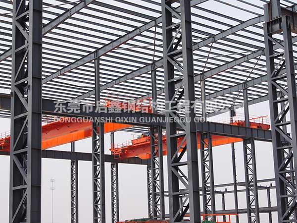 钢结构厂房检测,卓越的钢结构厂房工程 钢结构厂房建设 钢结构厂房搭建 钢结构厂房检测,卓越的钢结构厂房工程 东莞市启鑫钢结构工程有限公司坐落于杨屋村振兴路57号二楼,是一家专业提供钢结构厂房工程的有限责任公司。自2016-01-19起,凭借有着丰富经验的团队,在钢结构厂房工程领域中取得了优异的成绩。 东莞市启鑫钢结构工程有限公司从成立之初的小步快跑,到新世纪在市场竞争上弯道超车,与时俱进,本公司一贯独有的以品质求生存,以诚信谋共赢特色的钢结构厂房工程不断着力推进改革创新,跨越式向前发展,业绩连年攀升