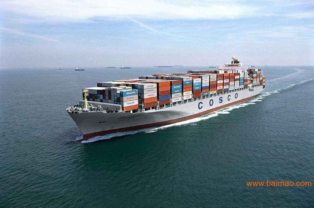 美国清关公司 美国海运散货拼箱 美国海运包送货到门