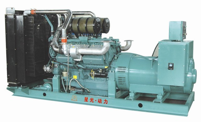100KW發電機組—AG亚游集团動力