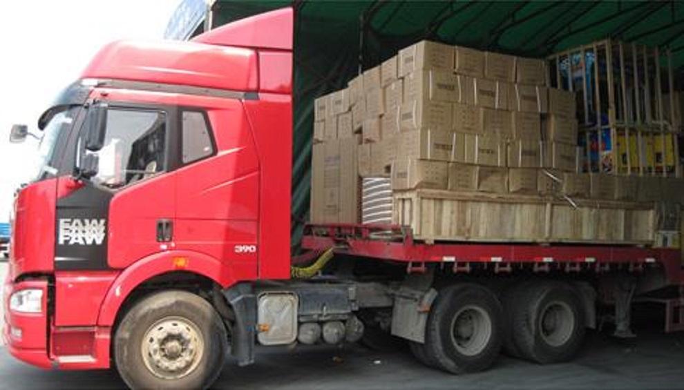 合肥到南召县物流专线公司整车运输