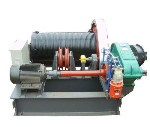 广德信水利机械厂是一家集研发,制造,销售,服务于一体的生产卷扬机及