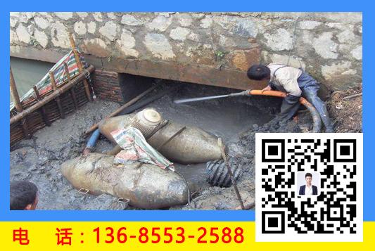 绥化市水下清淤-水下杂物清理公司