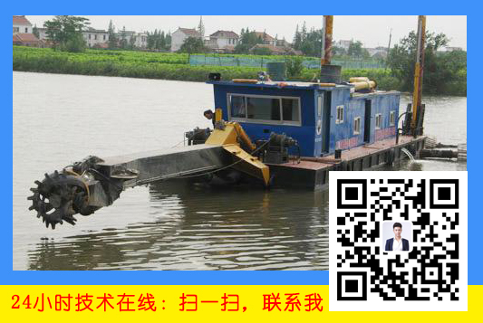 海东地区抽淤船清淤-河道水下清淤公司