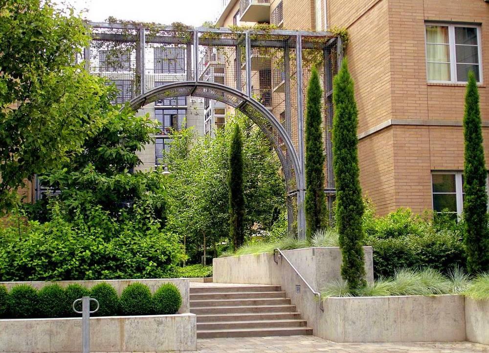 屋顶花园种植设计有哪些原则 园林景观设计 筑意景观