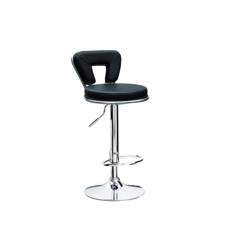 定制 欧式吧台椅现代简约旋转靠背高脚椅子