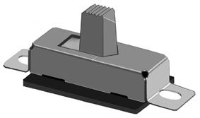 SS-11G01(1P1T)拨动开关价格 拨动厂家