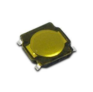 轻触开关4.5*4.5*0.55进口单/双弹片薄膜开关_价格