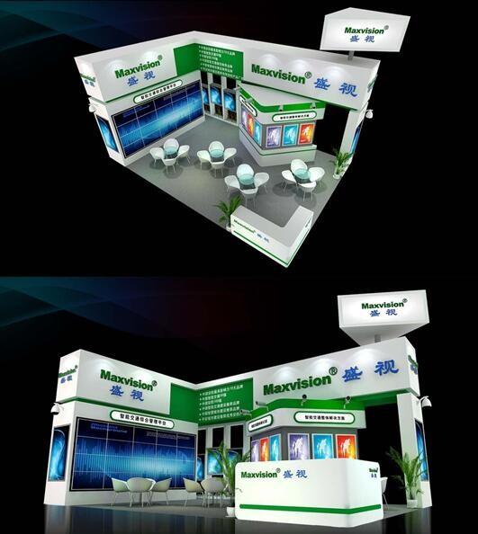 西北地区展览展示设计制作公司图片
