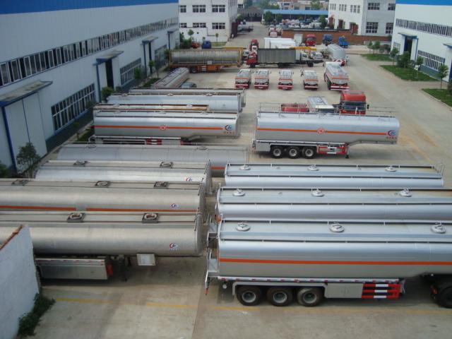 福田3吨油罐车