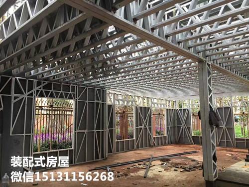 济南,枣庄,泰安,菏泽装配式钢结构房屋