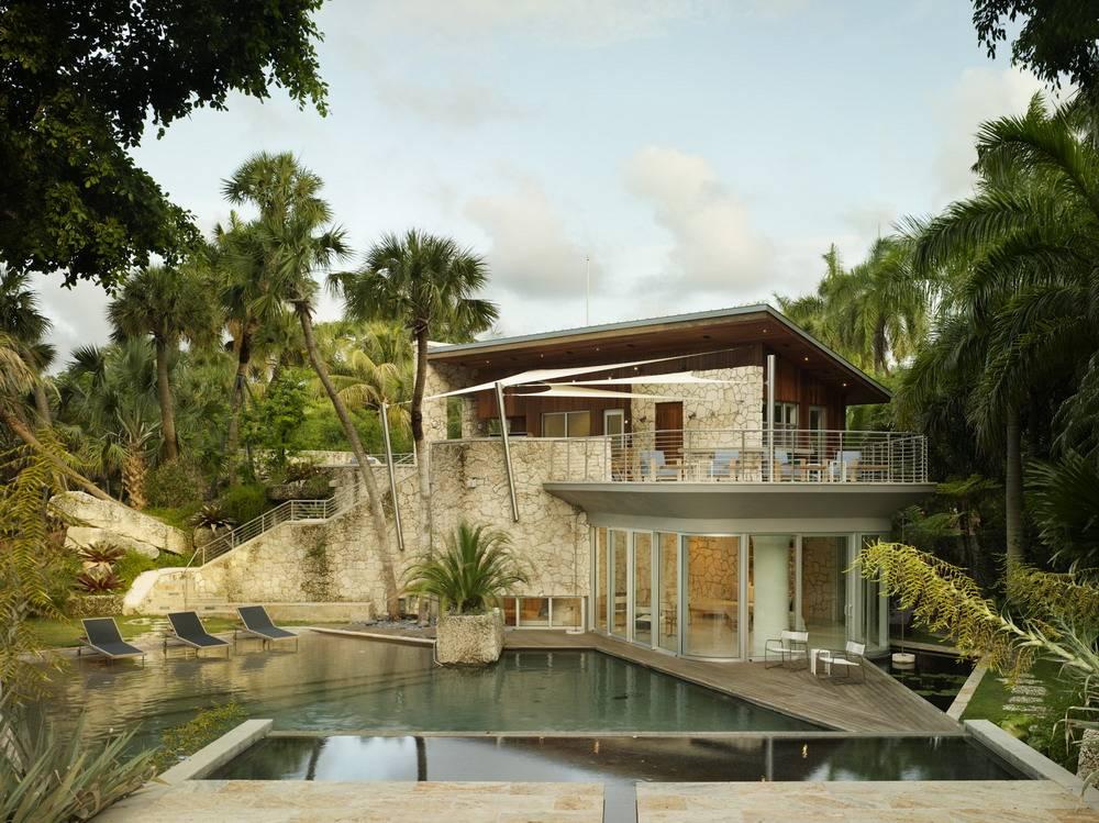 园林景观围墙设计常用材料|园林景观设计|别墅花园设计