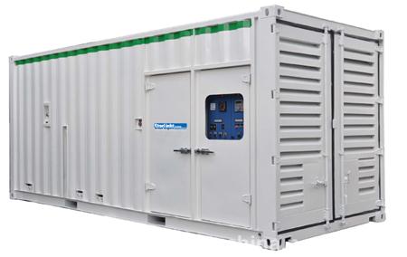 新鮮出爐—大型集裝箱低噪音外殼毛坯