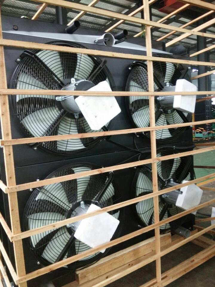 出口純銅380V電動散熱器—AG亚游集团發電機組配置