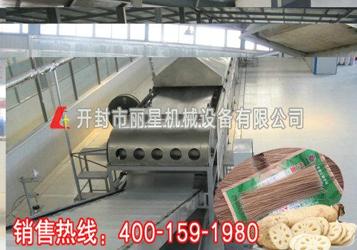 沧州大型莲藕粉丝流水线理想型真材实料耐用机械