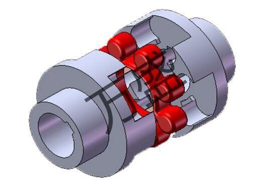 苏州凯得瑞弹性联轴器在转速低 安全无冲击
