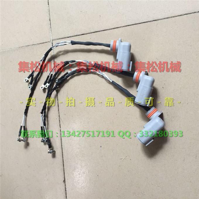 小松pc270-8增压器 / 小松pc56-7四配套 / 小松pc300-7熄火电磁阀图片
