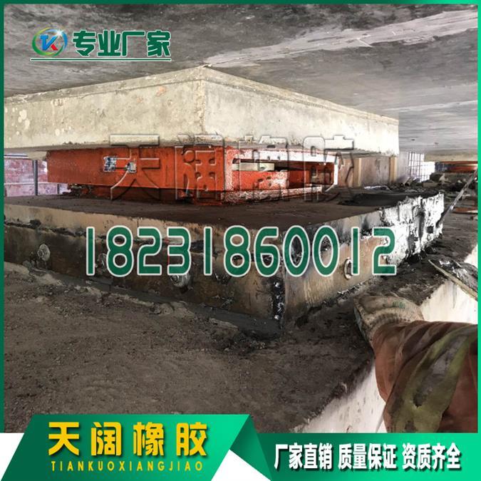 青岛更换桥梁支座板式支座安装//施工步骤