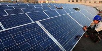 推荐:保定6米高太阳能路灯配置原理介绍