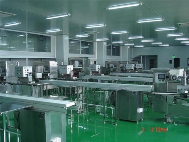 饮料洁净厂房设计施工_广州嘉凡净化科技有限公司