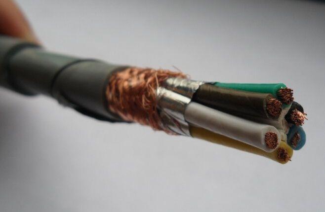铠装控制电缆kyjv22 10x0.75外径结构