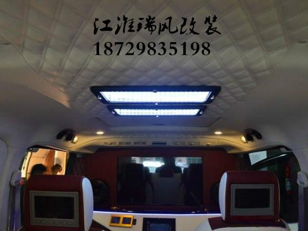 陕西渭南宝马内饰改装升级爆款 头等舱座椅 依维柯铺木地板 大客车
