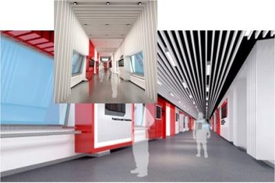展厅设计公司选深圳泰尔视控,资深设计团队,服务周到