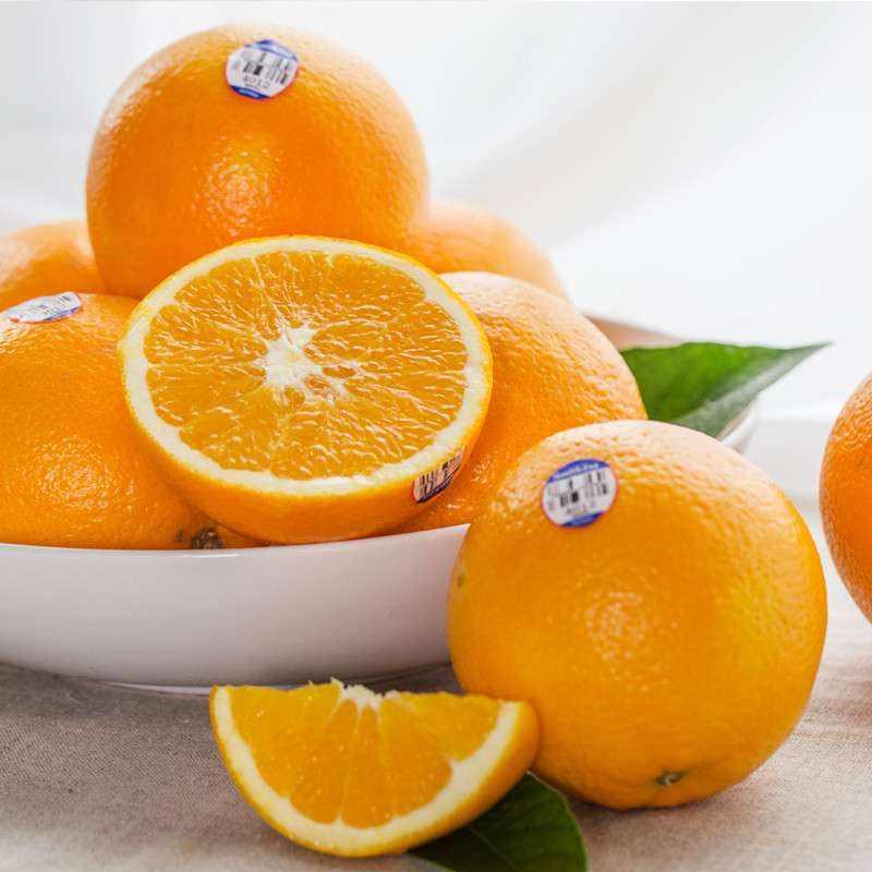青岛港西班牙橙子进口清关代理
