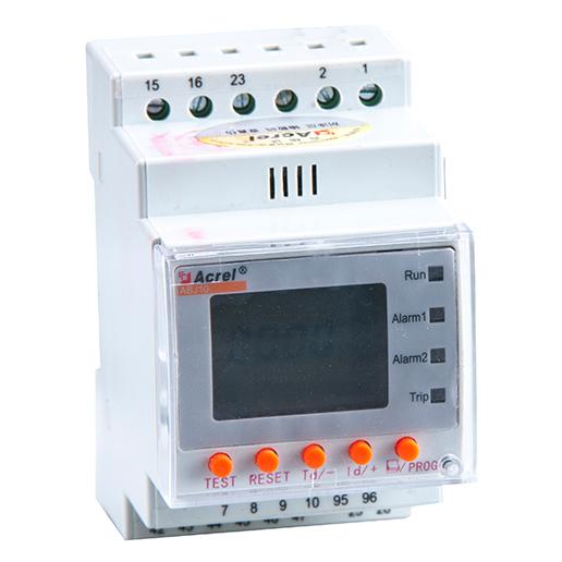 ASJ10-F 频率继电器 安科瑞厂家直供