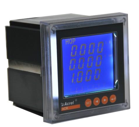 ACR210EL三相液晶显示多功能通讯电能表