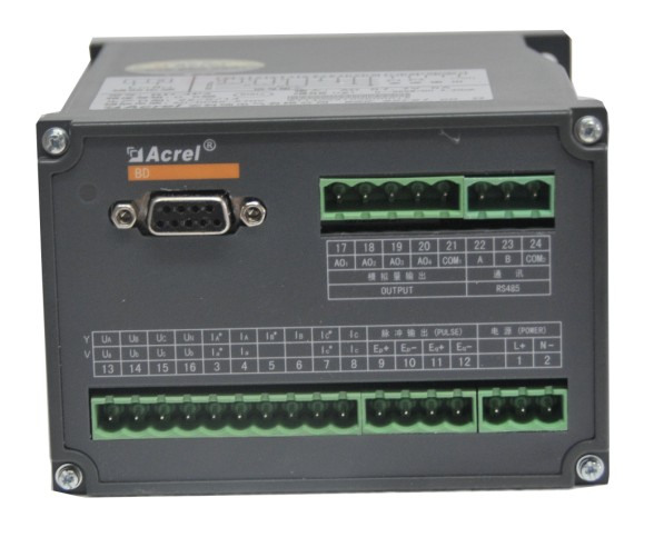 BD-4P/Q/I无功功率变送器