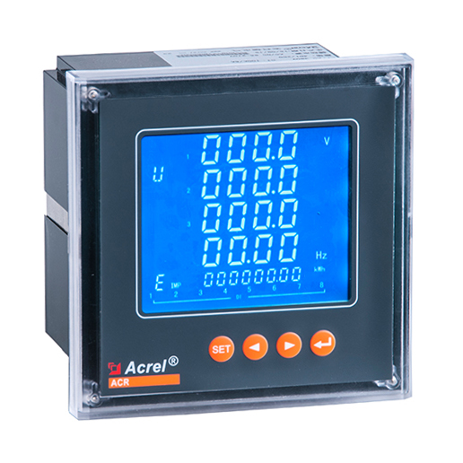 ACR320ELH液晶显示三相多功能谐波测量电表