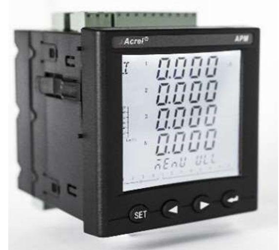 APM810高精度0.5S级多功能电能表