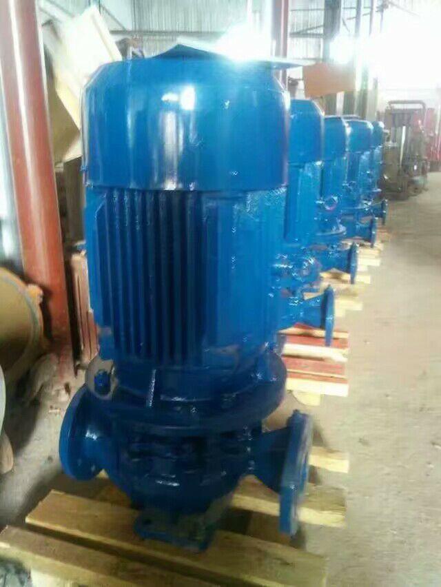 2,叶轮直接安装在电机的加长轴上,轴向尺寸短,结构紧凑,泵与电机轴承图片